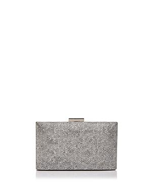 Sondra Roberts Embellished Metallic Clutch
