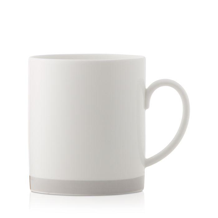 Wedgwood - Vera Castillon Gold/Gray Mug