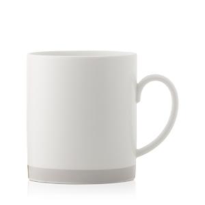 Vera Wang Castillon Gold/Gray Mug