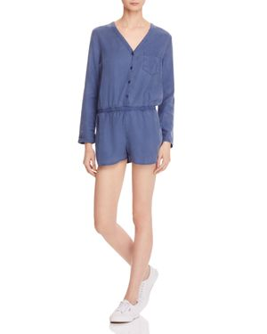 on the road Montego Romper