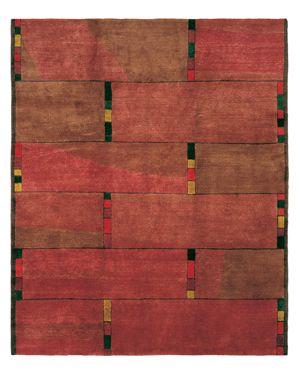 Tufenkian Artisan Carpets Modern Collection - Inlay Area Rug, 6' x 6'