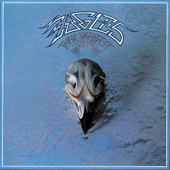 Baker & Taylor - Eagles, Their Greates Hits 1971-1975 Vinyl Record