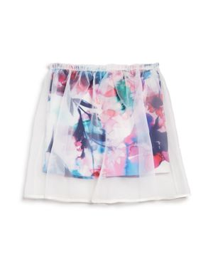 Bardot Junior Girls' Arabella Overlay Skirt - Little Kid thumbnail