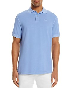 Barbour Washed Piqué Sport Regular Fit Polo Shirt - Bloomingdale's_0