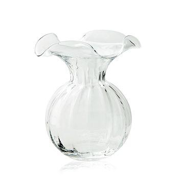 VIETRI - Hibiscus Large Fluted Vase