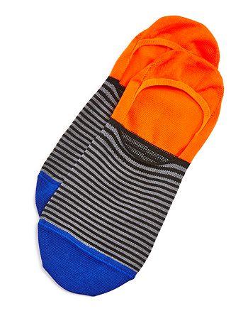 c47c18cb014 Paul Smith - Stripe No Show Socks