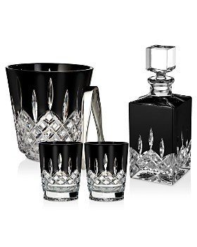 Waterford - Lismore Black Barware