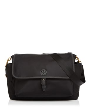 Tory Burch Scout Nylon Messenger Diaper Bag 2513700