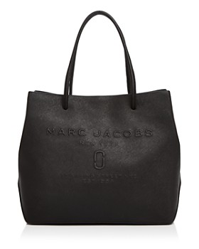 MARC JACOBS - Logo East/West Leather Tote