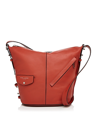 marc jacobs female marc jacobs the sling leather hobo