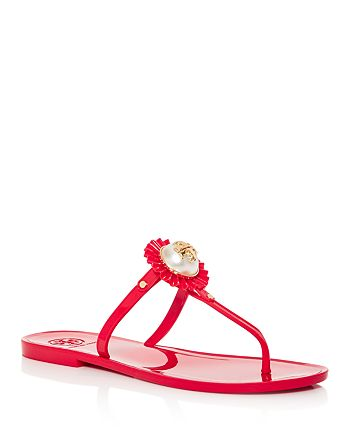 31ee96a662f Tory Burch - Women s Melody Thong Sandals