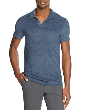 Theory Willem Terry Marine Slim Fit Polo Shirt - 100% Bloomingdale's Exclusive