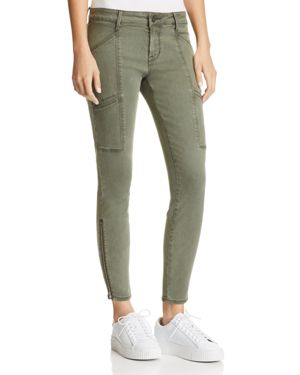 Pistola Harlyn Skinny Cargo Pants in Army Green - 100% Exclusive