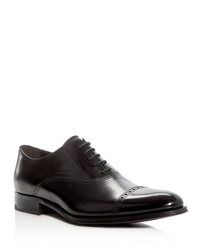 To Boot New York - Men's Anton Brogue Cap Toe Oxfords