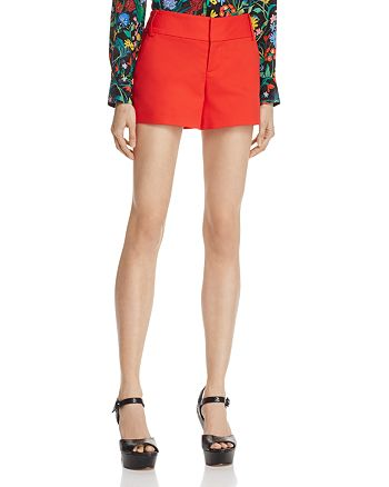 Alice and Olivia - Cady Tailored Shorts