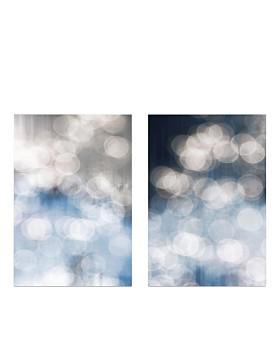 Art Addiction Inc. - Blurred Vision Diptych Wall Art