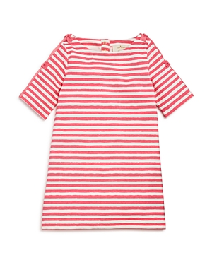 kate spade new york Girls Bow Sleeve Shift Dress  Little Kid