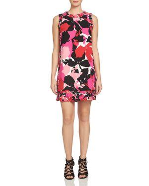 CeCe by Cynthia Steffe Floral Mini Dress