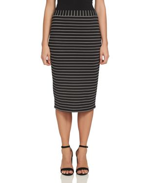 1.state Midi Pencil Skirt