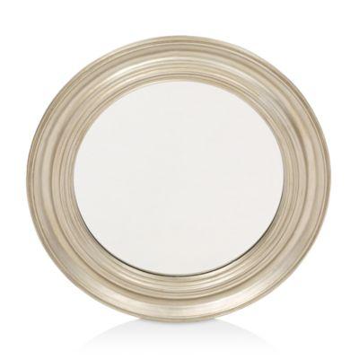 $Mitchell Gold Bob Williams Round Mirror, 30