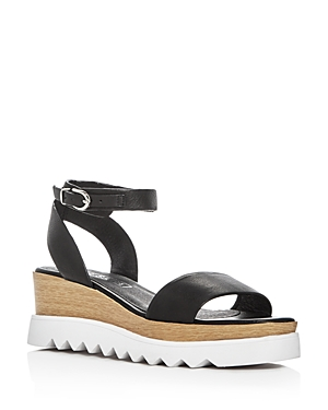 Sol Sana Tray Ankle Strap Wedge Sandals