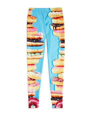 Terez Girls' Donut Leggings - Sizes 4-6X