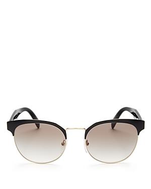 Prada Cat Eye Sunglasses, 54mm