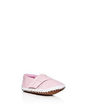 Toms Girls Alpargata Sneakers  Baby