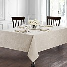 "Waterford Peony Tablecloth, 70"" x 104"""