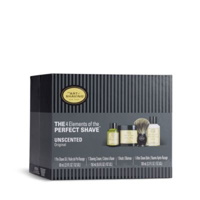 $The Art of Shaving 4 Elements of the Perfect Shave Kit, Unscented - Bloomingdale's