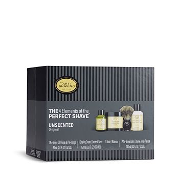 The Art of Shaving - 4 Elements of the Perfect Shave Kit, Unscented