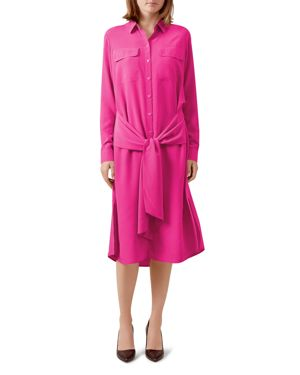 Hobbs London Lucy Silk Dress - 100% Exclusive