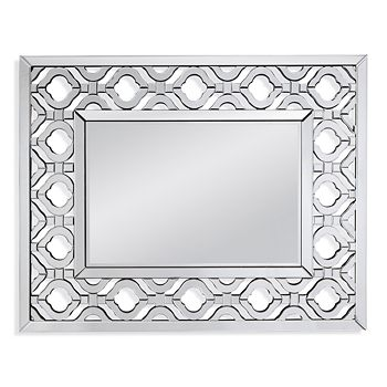 "Bassett Mirror - Bel Air Mirror, 39"" x 48"""