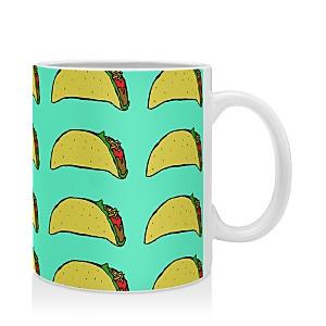 Deny Designs Leah Flores Taco Party Mug