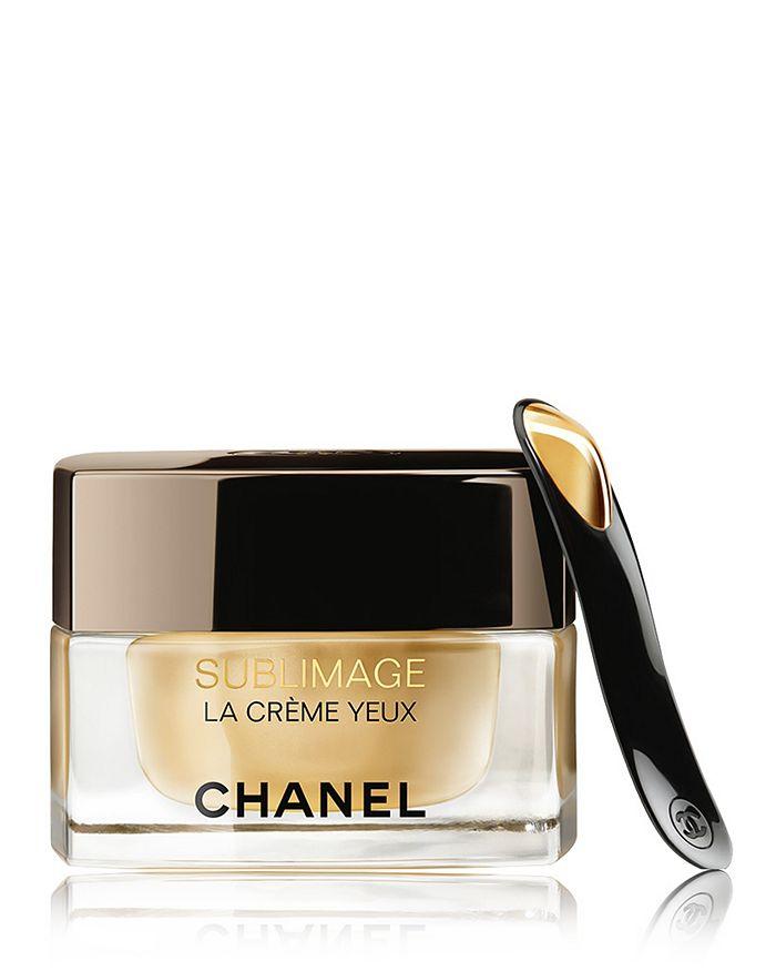 CHANEL - SUBLIMAGE LA CRÈME YEUX Ultimate Regeneration Eye Cream