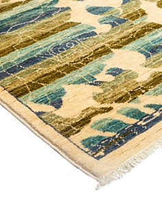 "Solo Rugs - Arts and Crafts Area Rug, 4'2"" x 6'2"""