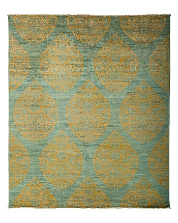 """Solo Rugs - Eclectic Area Rug, 8'3"""" x 9'10"""""""