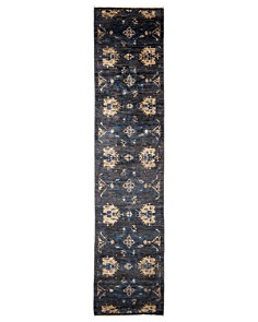 """Solo Rugs - Eclectic Runner Rug, 2'9"""" x 12'"""