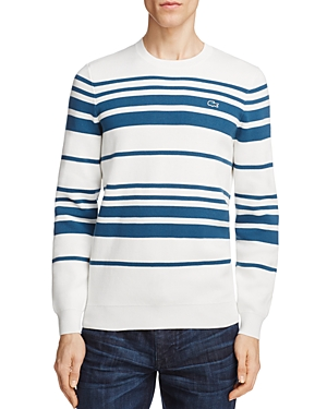 Lacoste Milano Stitch Stripe Sweater