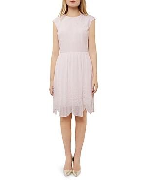 Ted Baker Vienne Embellished Dress