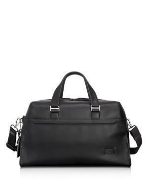Tumi Harrison Leather Rockwell Day Duffel Bag