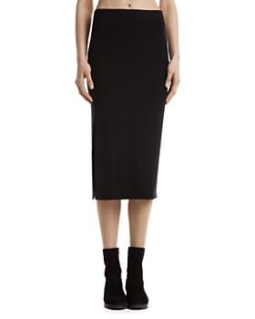 ATM Anthony Thomas Melillo - Ribbed Knit Tube Skirt