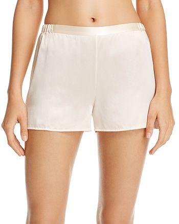 GINIA - Silk Shorts
