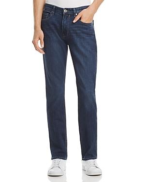 Paige Federal Slim Fit Jeans in Wayne