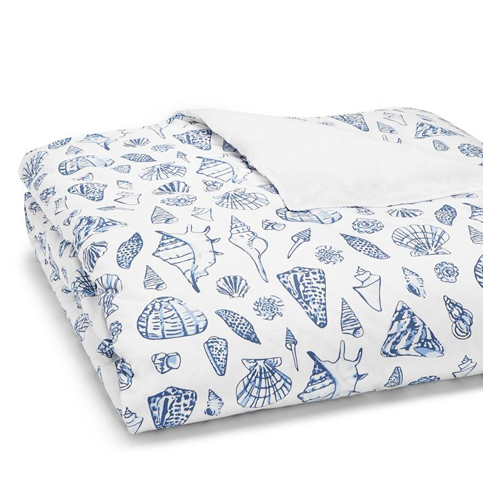 Matouk - Capri Duvet Cover, Full/Queen