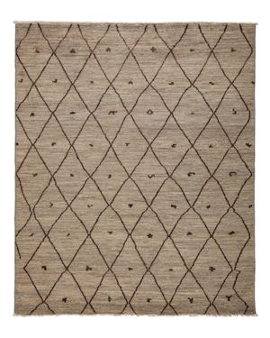 Moroccan Collection Oriental Rug, 7'10 x 9'3