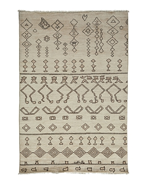 Moroccan Collection Oriental Rug, 5' x 7'5