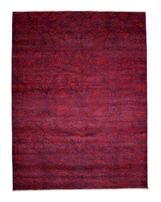 Suzani Collection Oriental Rug, 9' x 11'9""