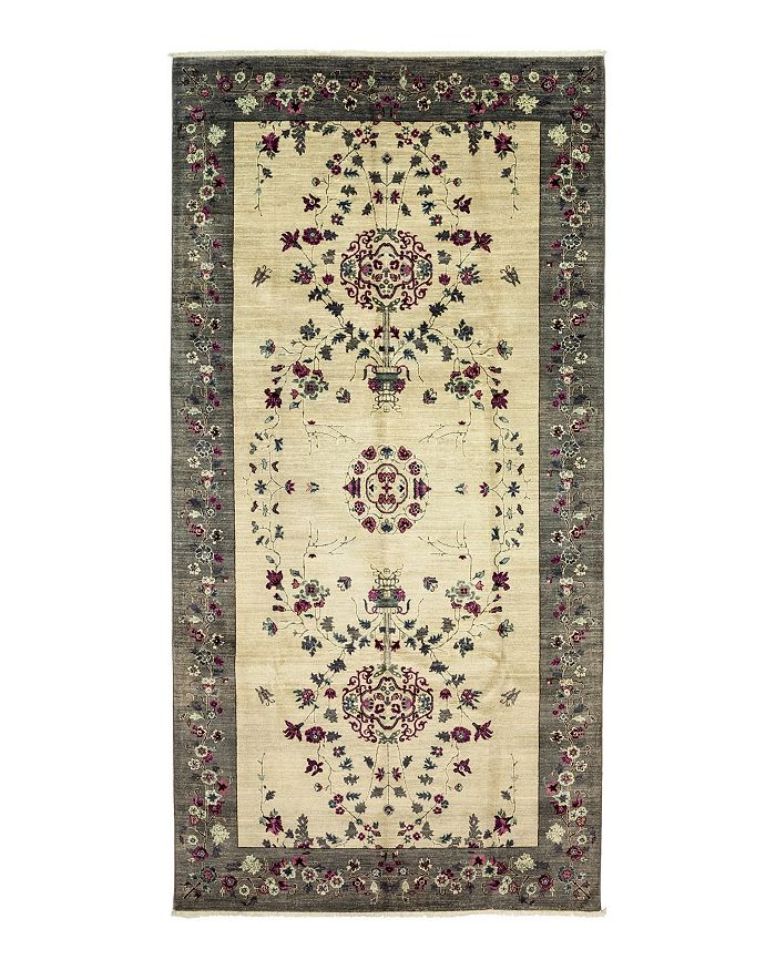 Bloomingdale's - Eclectic Collection Oriental Area Rug, ...