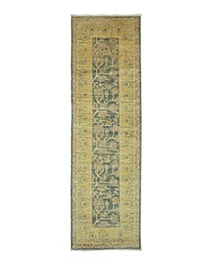 """Bloomingdale's - Eclectic Collection Oriental Area Rug, 3'0"""" x 9'10"""""""